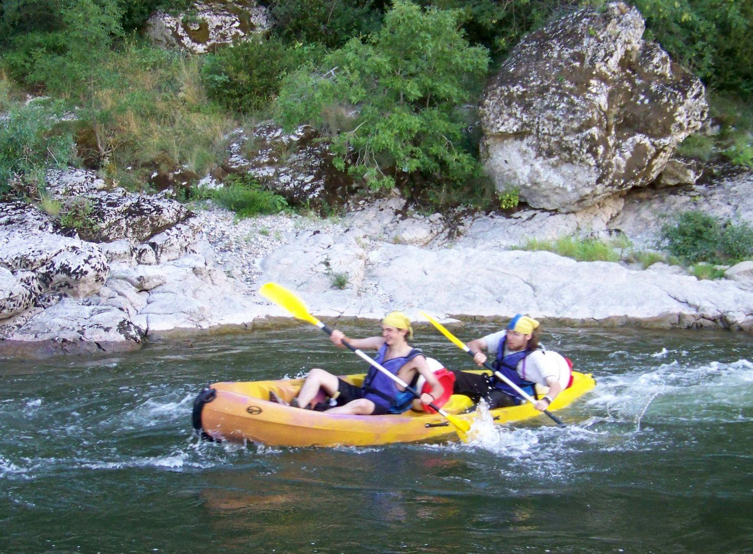 Seewell Gayal kayak